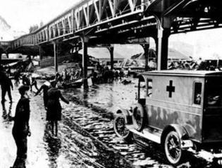 Molasses disaster in Boston's North End in 1919 showed the lethal power of thick substances - The Boston Globe   Chemical & Engineering   Scoop.it