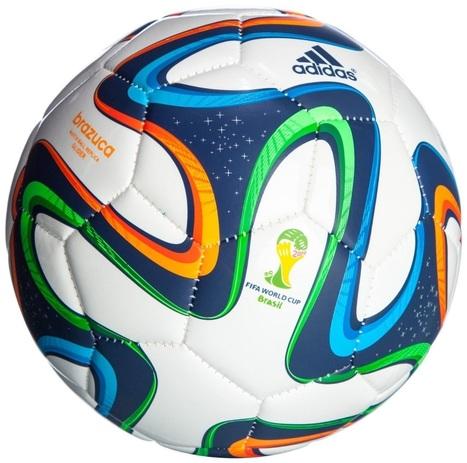 Adidas Brazuca 2014 FIFA World Cup Match Football For Sale | Adidas Brazuca 2014 FIFA World Cup Match Football | Scoop.it