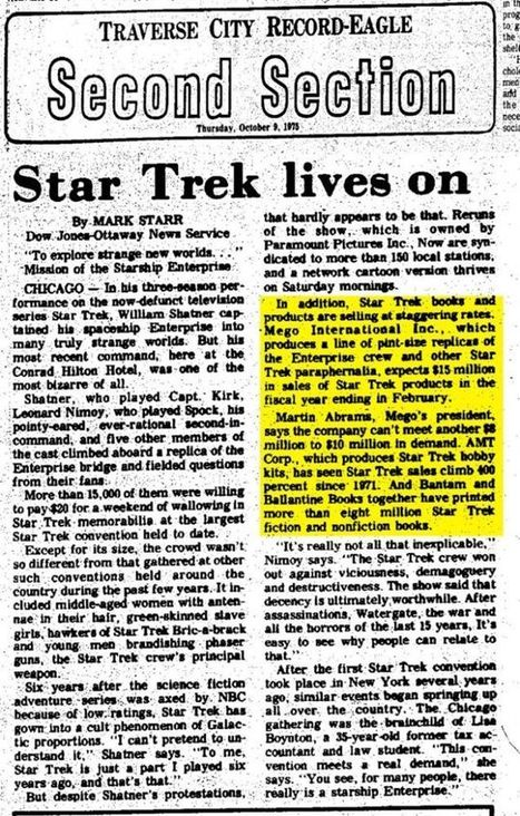 The Weirdest Things You Never Knew About Star Trek Season 2 | Random for sharing | Scoop.it