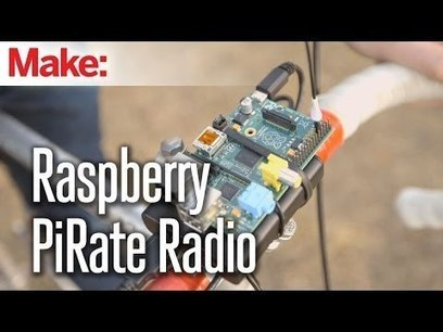 Start A Pirate Radio Station With A Raspberry Pi And A Single Wire | Raspberry Pi | Scoop.it