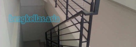 Railing Tangga Minimalis RT001 | ASIA Bengkel Las | Asia Bengkel Las | Scoop.it