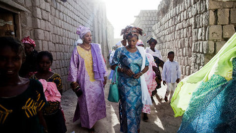 Women Beyond the Veil in Mali | Photography Now | Scoop.it