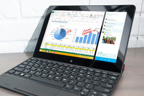 The 6 best tablets for getting work done in 2014 - PCWorld (blog) | App World | Scoop.it