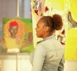 Jamea Richmond-Edwards Artwork   Contemporary African American Artists   Scoop.it