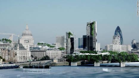 'Living' buildings could inhale city carbon emissions - CNN.com | Nouveaux paradigmes | Scoop.it