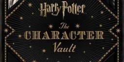 HARRY POTTER: THE CHARACTER VAULT by Titan Books | Books Related | Scoop.it