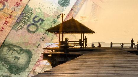 Chine, fusion entre le tourisme et la finance  - Maxity | Marketing appliqué aux touristes étrangers | Scoop.it