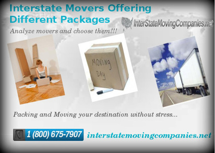 Interstate Movers Providing Different Packages   Choose A Trusted Interstate Movers   Scoop.it