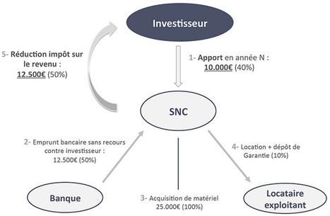 investissements immobiliers avec la loi Girardin sur Toulouse | culinaire | Scoop.it