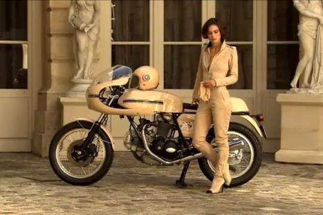 Derecho al Averno: Keira Knightley, Ducati y Chanel | Derecho al Averno | Scoop.it