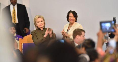 Hillary Clinton calls Flint water crisis 'immoral' | water news | Scoop.it