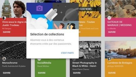 Google+ Create introduit le badge Vérifié pour les profils ayant une bonne Collection | Création de sites internet - Référencement Dijon | Scoop.it