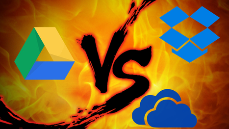 File Syncing Showdown: Google Drive Vs. Dropbox Vs. OneDrive | Individual and Special Needs Examiner | Scoop.it