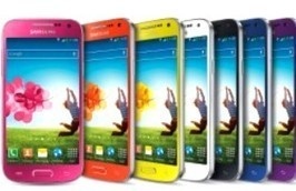 Samsung Galaxy S4 Mini new Fluorescent Colors are Available | Android Tech News | Scoop.it