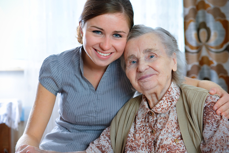 New Research Reveals a Surprising Benefit of Caregiving | | Find best home care services | Scoop.it
