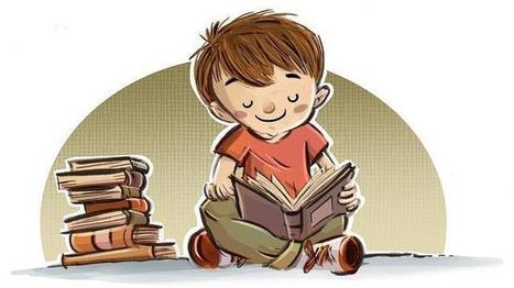 Cinco consejos para convertir a un niño en un gran lector | Formar lectores en un mundo visual | Scoop.it