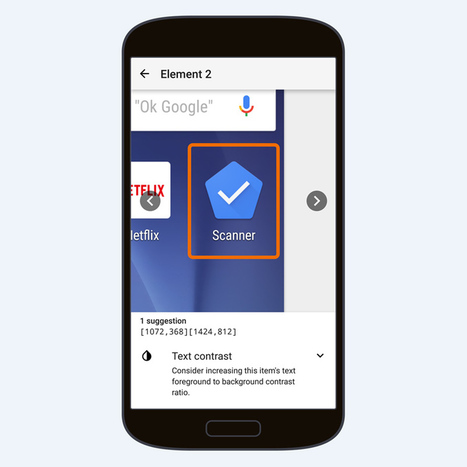 Google Built An App That Critiques Other Apps I Fast Company | MOBILE | Scoop.it