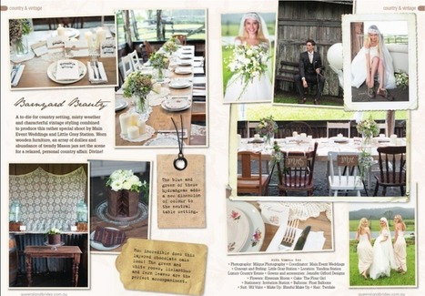 Press - Featured in Queensland Brides Mag | bespoke suits by Wil Valor 1300 309 272 | Your Wedding Inspirations | Scoop.it