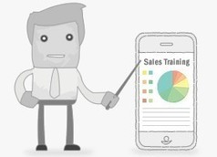 Leveraging #mLearning For Sales Training | Notas de eLearning | Scoop.it