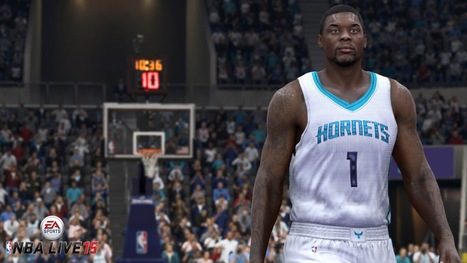 GAME BOQ || COMPUTER GAME REVIEW: NBA LIVE 15 | Gaming | Scoop.it