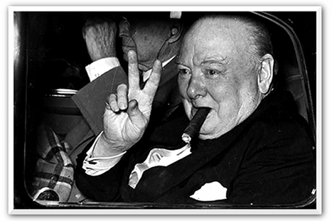 5 writing tips from Winston Churchill | Articles | Home | Hudson HS Learning Commons | Scoop.it