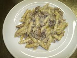 Penne alla norcina   Pasta   Scoop.it