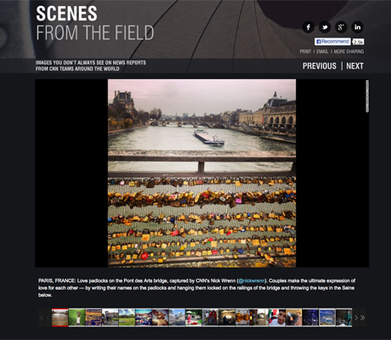7 ways news outlets can use Instagram | Tools for journalists | Scoop.it