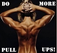 Result of More & More Pull Ups | Figure Physique Magazine | Scoop.it