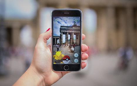Comment Pokémon Go est-il lié à la CIA? | IE & Cie | Scoop.it