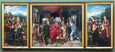Werk Joos van Cleve te zien in Utrecht | Kathedralenbouwers | Scoop.it