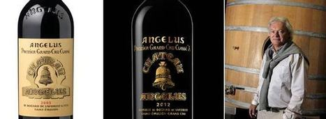 Angelus Goes for Gold with 21-Carat Bottle | Vitabella Wine Daily Gossip | Scoop.it