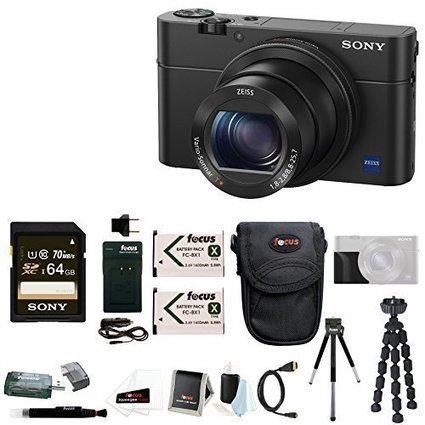 Buy Sony Cyber-shot DSC-RX100 IV Digital Camera with S Now || Best Price || Made by Sony | Nothing But News | Scoop.it