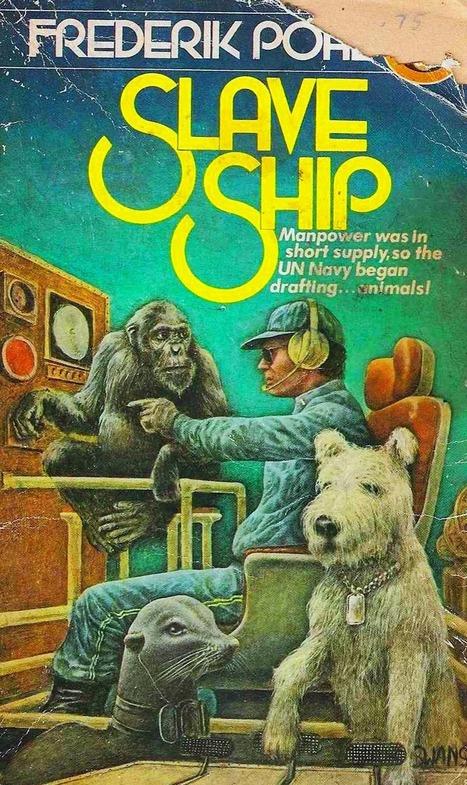 Marcianos Como No Cinema: Frederik Pohl - Comunicações entre Homens e Animais   Ficção científica literária   Scoop.it