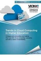 Trends in Cloud Computing in Higher Education | Informatics Technology in Education | Scoop.it