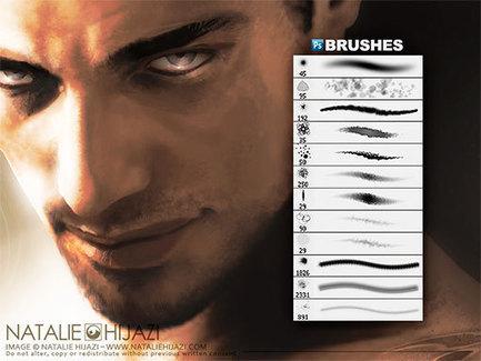 Pinceles para retocar el rostro en photoshop | MundoPSD.com ... | Recursos para diseñadores gráficos | Scoop.it