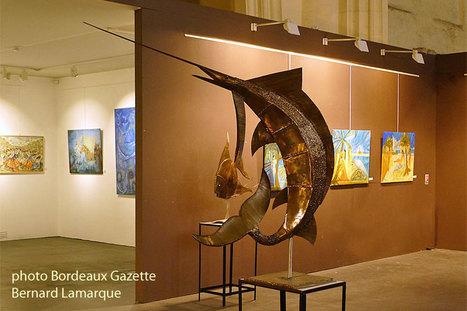 Derniers jours pour la 39ème Exposition Internationale Peintures & Sculpture de Bordeaux | Bordeaux Gazette | Scoop.it