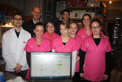 Trélon : la pharmacie de La Fagne est parmi les premières de France sur l'Internet | Internet et Pharmacies | Scoop.it