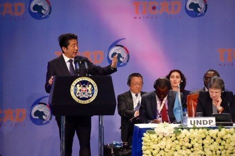 Japan pushes for more business in Africa in meeting with private sector, TICAD VI | Business Video Directory | Scoop.it