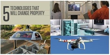 5 Teknologi baru yang akan mengubah cara bisnis properti | Peluang Properti | Scoop.it