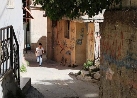 Palestinesi di Deheisheh e Capitan Nidal, lo spaccaginocchia   PALESTINIANS & ISRAELIS   Scoop.it