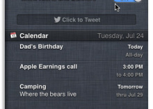 Getting started with Mountain Lion's Notification Center | Technology And The Classroom | Scoop.it