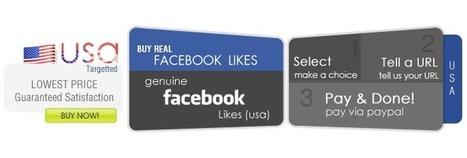 usa facebook like | seo | Scoop.it