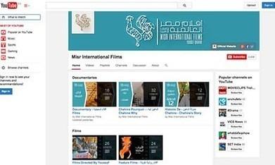 Misr International releases films on YouTube - Ahram Online   South Mediterranean Cinema   Scoop.it