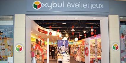Oxybul, l'enseigne dédiée aux enfants se digitalise #phygital #web2store #store2web | Web In Store et Virtual Store | Scoop.it