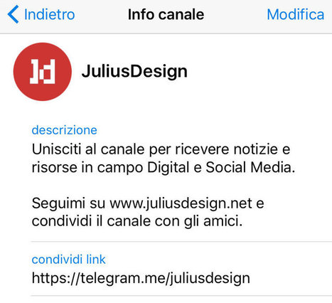 Usare i Canali di Telegram come Newsletter a portata di Smartphone | Social media culture | Scoop.it