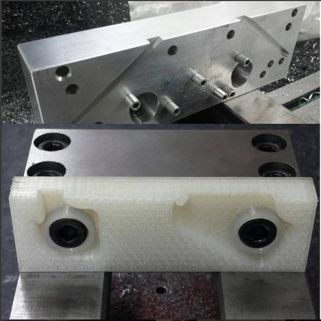 High Strength 3D Printing ― MarkForged | SensiLab | Scoop.it