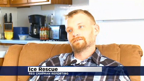 Sartell Man Who Survived 25 Minutes Underwater Tells HisStory - CBS Minnesota | All about water, the oceans, environmental issues | Scoop.it