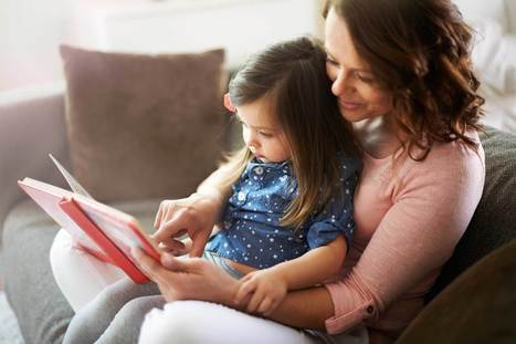 11 Reading Habits to Instill In Young Children | Reader's Digest | ♨ Family & Food ♨ | Scoop.it