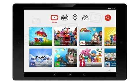 YouTube Kids app launching for Android –but it's US-only for now | Tendances Vidéo en ligne | Scoop.it