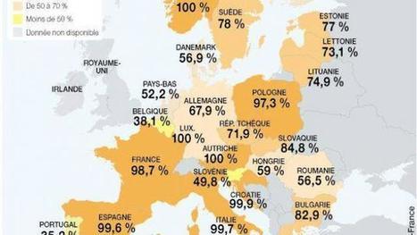 Éducation. Europe : 80 % des écoliers parlent une autre langue - Ouest-France | Didactique du Français Langue Étrangère | Scoop.it
